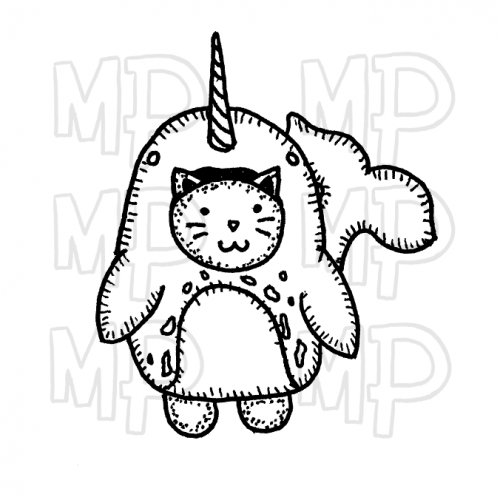 Narwhal Kitty