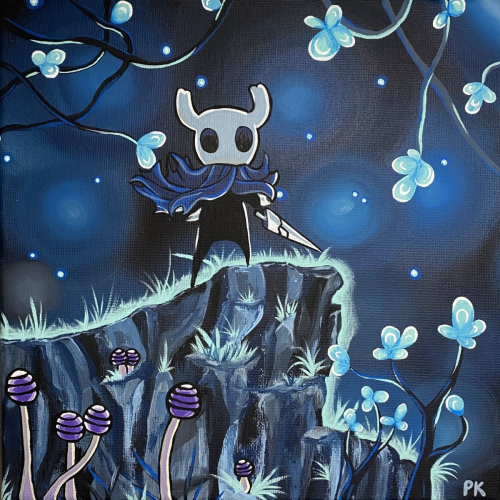 Hollow Knight commission